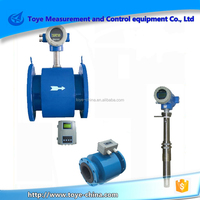 High accuracy Insertion water Electromagnetic Flowmeter