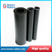 high elastic natural neoprene frabic rubber sheet