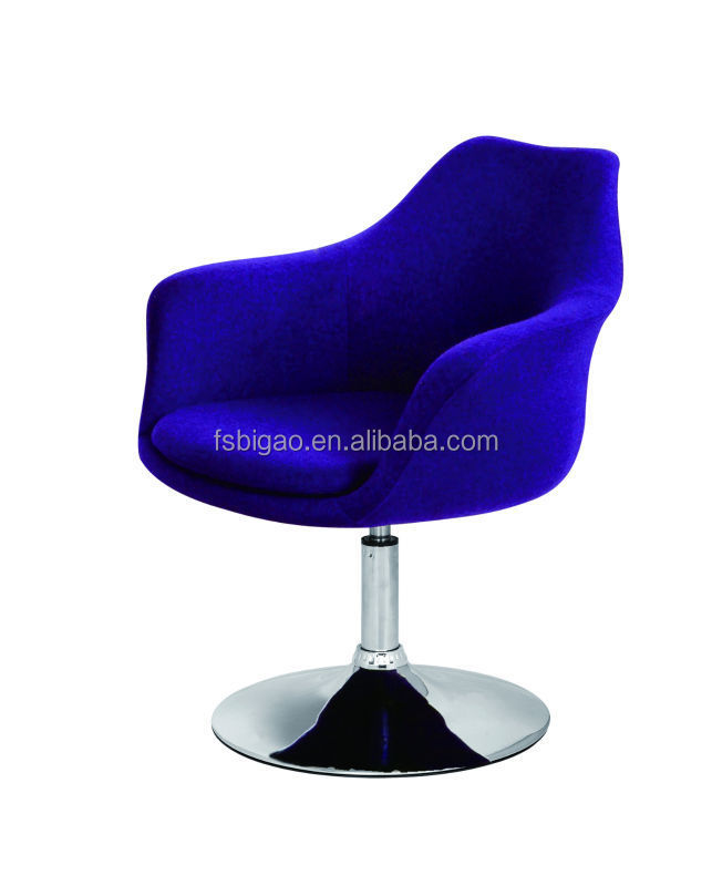 best selling good design colorful salon chair leisure chair living room chair