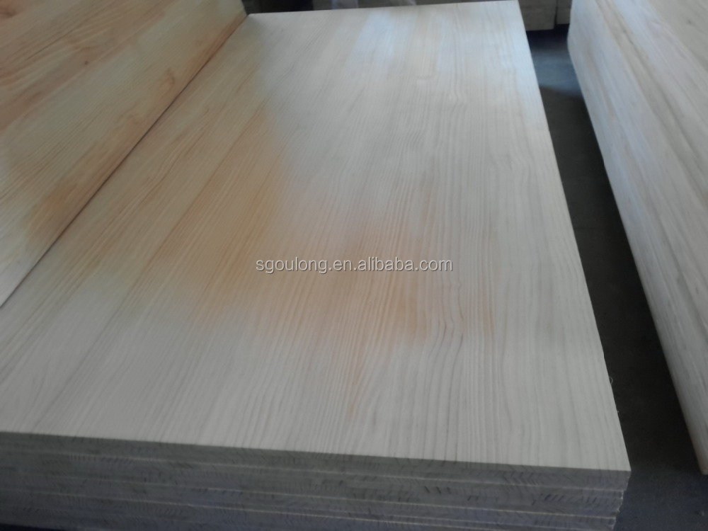 teak pine finger joint board