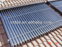 Fashional Solar Collector with U Type Heat Pipe Inside It