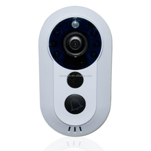 Smart Home automation ring 720P HD video wifi door phone doorbell wiresless 12V output remotely app smart door bell