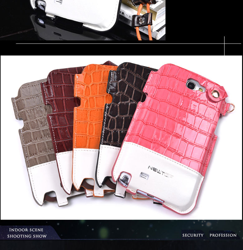 hot selling! leather moblie phone cover for lenovo a390 phone case china wholesale