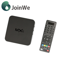 MXQ Smart Set Top Android Internet TV Box