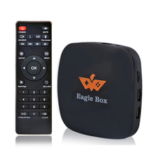 Europe Channels IPTV Eagle tv box S905X Android 7.0 Smart Android tv box 4k Kodi new cheapest price free HD video