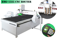 Parma woodworking cnc router with rotary axis
