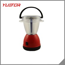 Hot selling super Bright LED Camping and Emergency Lantern solar energy light lamp
