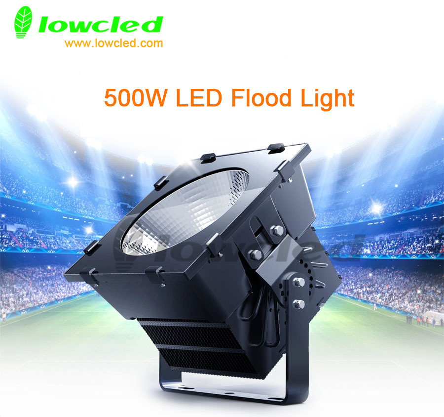 Factory Wholesale Price Ip65 500w Led Floodlight 500