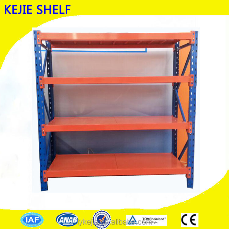 High Quality Supermarket Used Small Metal Goods <strong>Rack</strong> and Pinion Gears Steel Goods Shelf