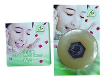 natural pearl beauty bleaching soap manufacturer in china