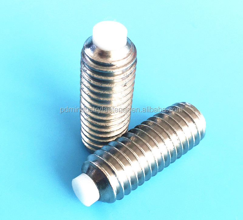 M4*4mm Nylon Tip Socket Set <strong>Screw</strong>