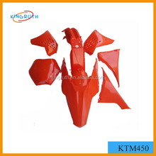 2016 Hot selling KTM 450 motorcycle plastic kits