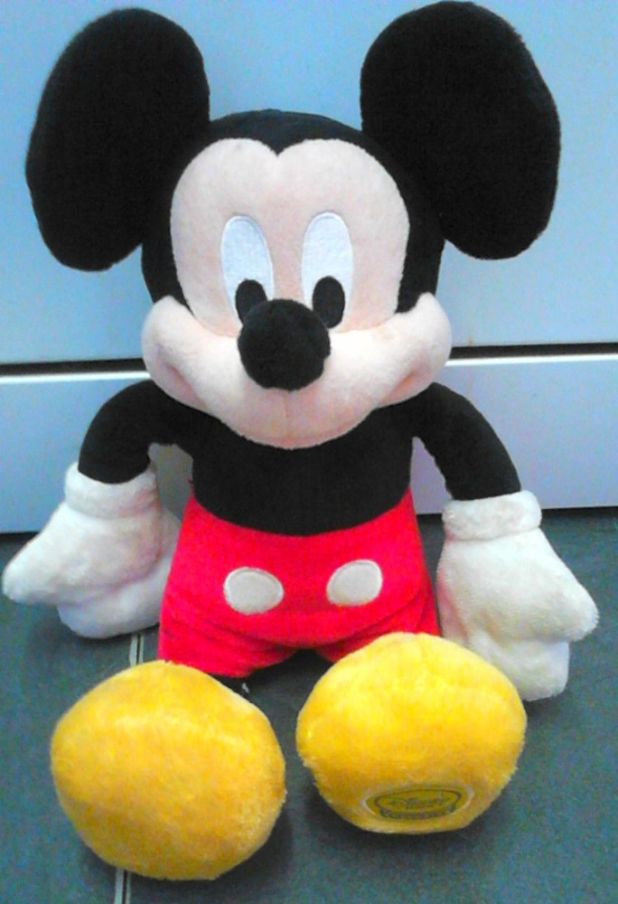 Promotional Wholesale Custom mickey mouse soft toys