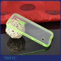 Fancy call light up tpu crystal cell phone cover case for Samsung Galaxy S5 G9600