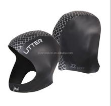 Factory Cheap high quality 3mm neoprene swim caps