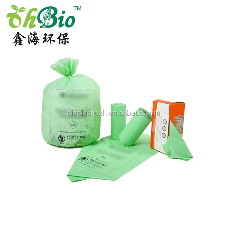 30L, 36L, 50L, 120L Compostable refuse sack