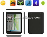 8 inch Rockchip 2918 capacitive touch Tablet PC,512M/8G NandFlash 1.2Ghz Android 2.3