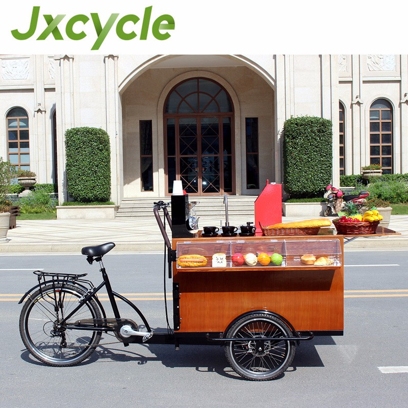 3 wheel fashion mobile coffee bike for sale