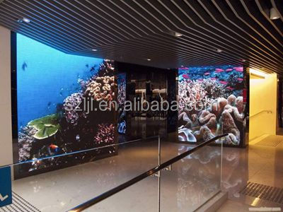 Indoor RGB led board advertising SMD video wall P3 P4 P5 P6 LED screen