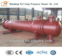 shell and tube air condenser / heat exchanger/Pressure vessel