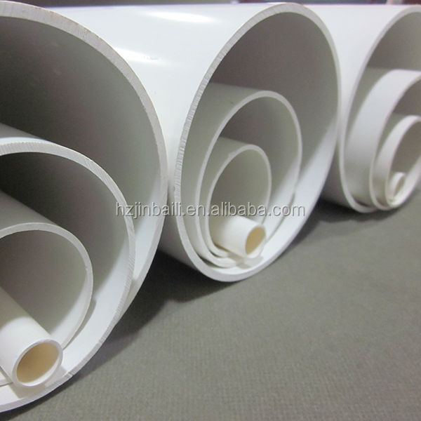 UPVC Electrical AS/NZS 2053 PVC Conduit Pipe