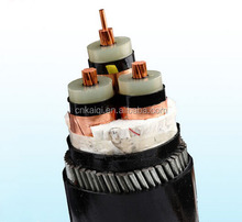Factory Price High Quality PVC sheathed XLPE insulated 3 core power cable