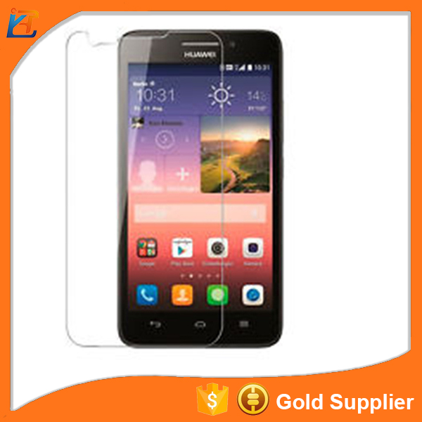 Tempered Glass Screen Protector,2.5D 9H Hardness screen film for huawei u8800 touch screen
