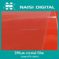 Crystal Texture Photo Cold Laminating Film price