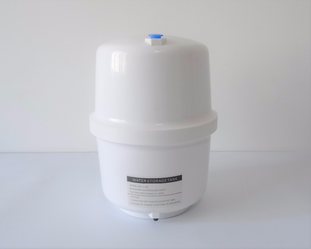 3.2 Gallon Plastic <strong>Water</strong> Storage <strong>Tank</strong>/RO Pressure <strong>Tank</strong>