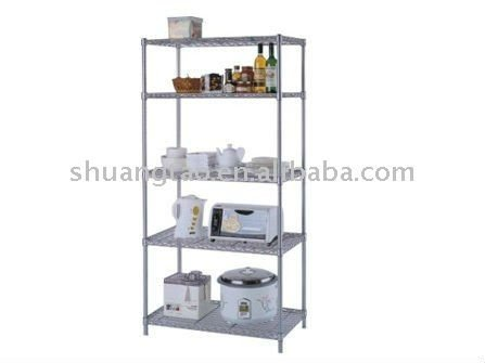 5 Tier Metal Kitchen Utensil Rack
