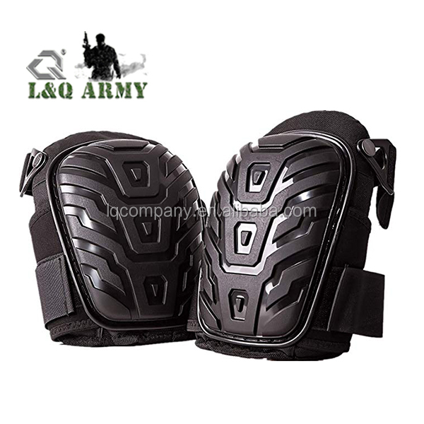 Heavy Duty Foam Padding Knee Pads for working with Comfortable Gel Cushion