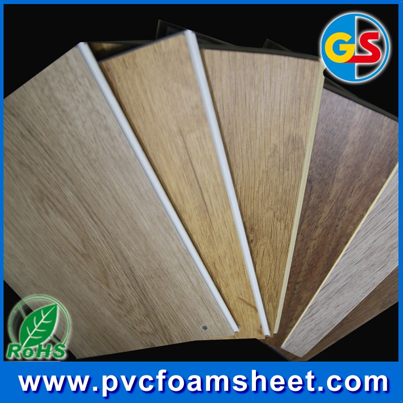 WPC foam board for furniture and building material
