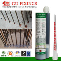 concrete harden chemical general curing anchor bolt weight
