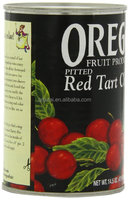Fruit Pitted Red Tart Cherries in Water, 14.5-Ounce Cans