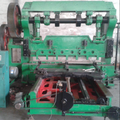 automatic heavy duty expanded metal mesh machine