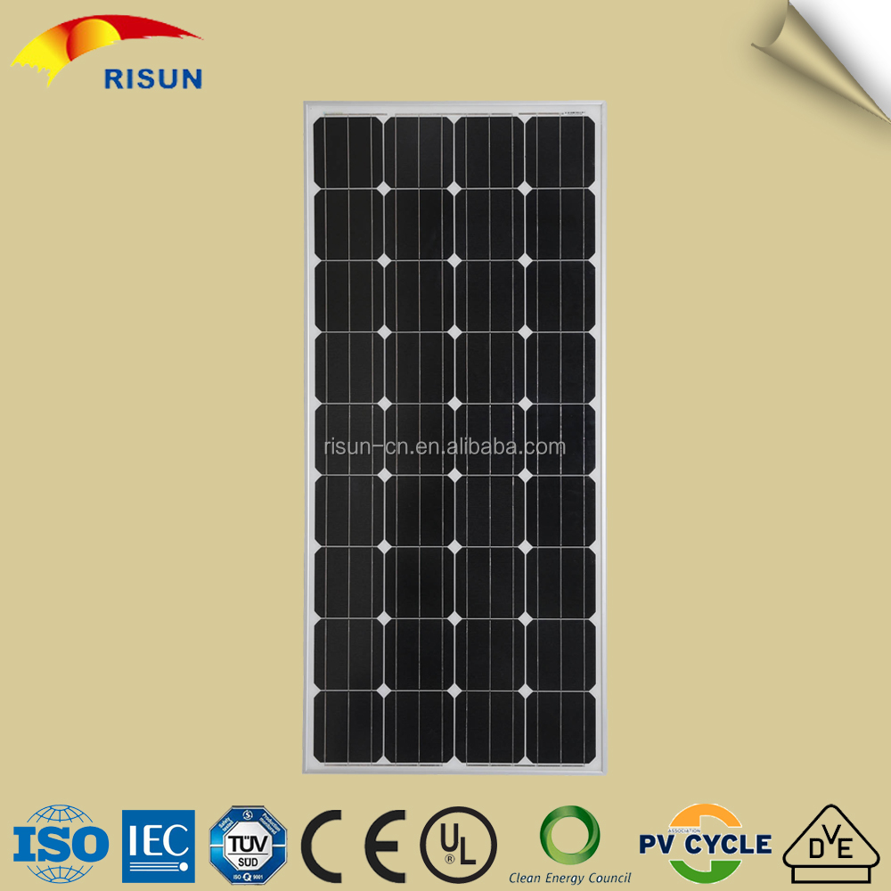 High Quality 140w Mono Solar Modules Wanted Business Partner