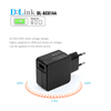 Fashional design phone accessories, wholesale mini usb wall charger