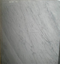 Italian white tile size bianco carrara marble for sale marble slab