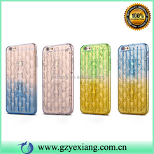 Colorful Skin Soft Gel TPU Case Cover For HTC Desire 626G Clear Case