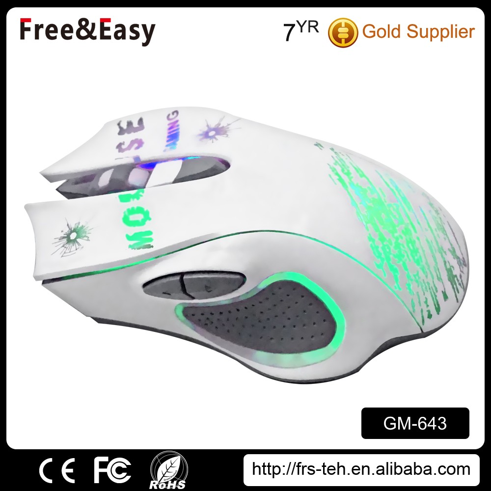 Best brand optical gaming mouse custom computer mouse gaming