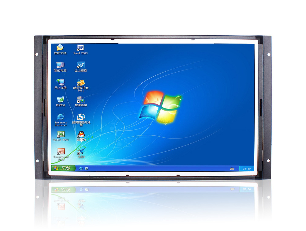 8 10 12 15 19 inch LCD Monitor Open Frame touch Screen all in one pc ...