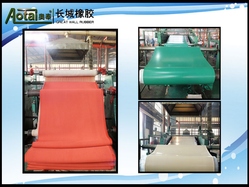High grade quality natural rubber sheet