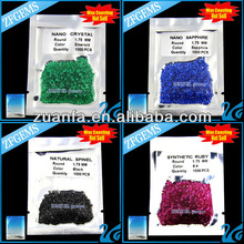 good quality 1.75mm Synthetic stone sapphire round