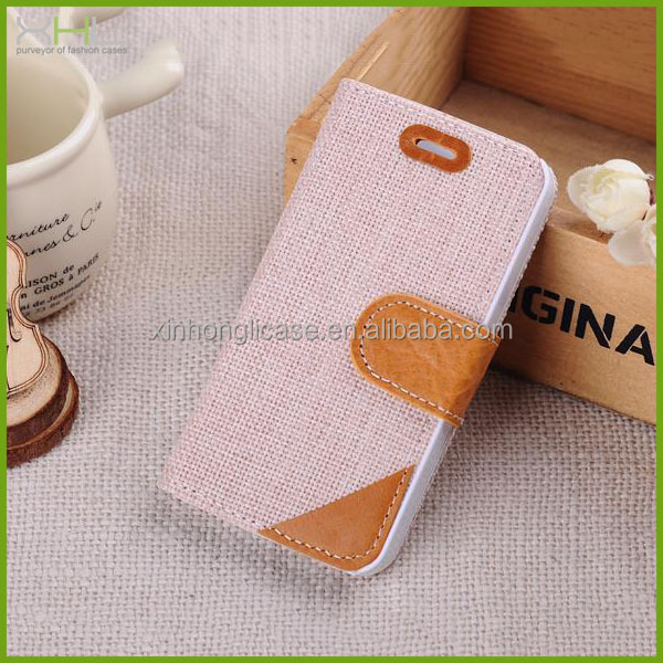 cases for iphone5 5s,Knitting design Pastoral style leather cases, Rural style cover for iphone5 5s
