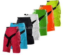 2018 Fashionable new style Motor Downhill Racing shorts in China
