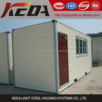 China expandable prefabricated living container house