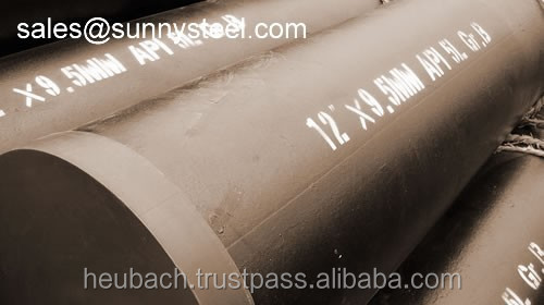 APL 5L Spiral Welded Steel Pipe for Water,Gas and Oil Transport