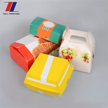 Disposable Hamburger Box Burger Boxes