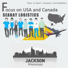 air freight cargo shipping from china to jackson