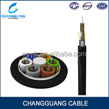 Stranded loose tube armored cable outdoor GYTA/S cable tv set top box